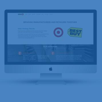 Impact Marketing New Website